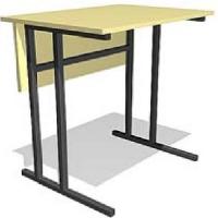стол 1-местный регулируемый