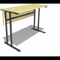 стол ученический 2-местный