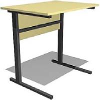 Стол ученический 2- местный, регулируемый